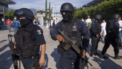 Muñoz Vargas fue capturado durante una operación policial en el municipi...
