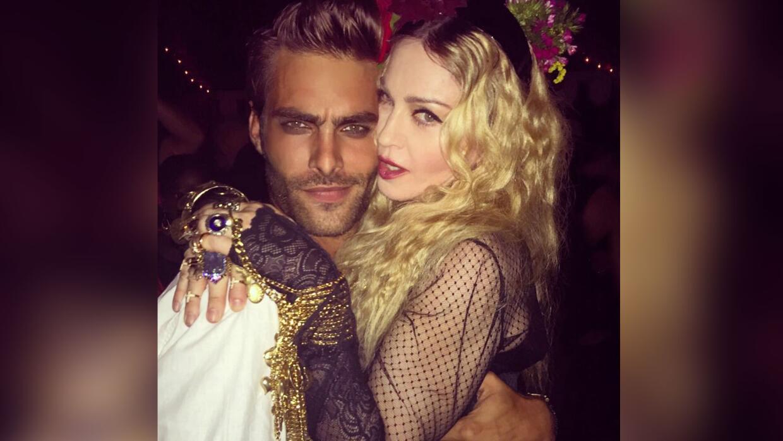 Madonna celebró su cumpleaños número 57.