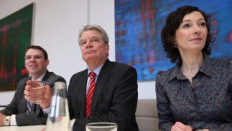 Gauck está destinado ahora a convertirse en el primer presidente del paí...