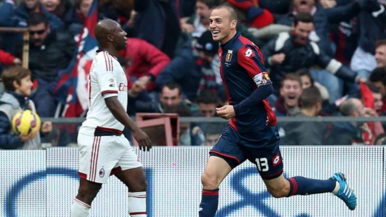 Los esfuerzos del Milan no bastaron para al menos rescatar un punto en s...