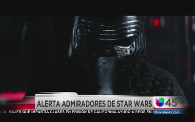 Seguidores de Star Wars el nuevo target de Hackers