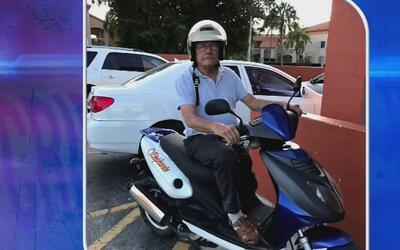 Buscan a responsable de accidente de tráfico que dejó a un hombre de 71...