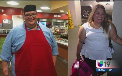 De todo corazón: luchadores contra el sobrepeso