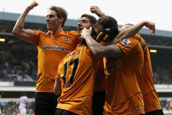 Wolverhampton perdía desde temprano pero cuando parecía qu...