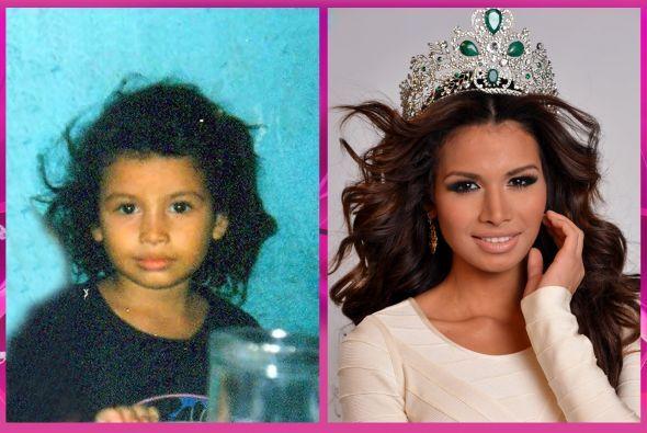 La nueva reina de Nuestra Belleza Latina nació un 25 de agosto de 1992 e...