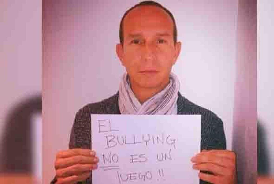 El cantante mexicano Erick Rubín. Foto tomada de Twitter.
