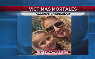 Madre e hija mueren en accidente automovilístico