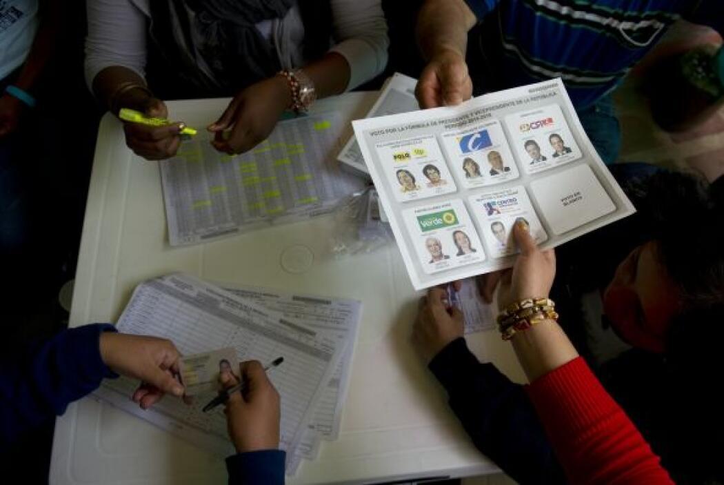 En su balance de mitad de jornada, la Misión de Observación Electoral (M...