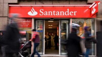 El responsable del Banco Santander se desvinculó de un informe que adver...