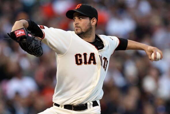 Jonathan Sánchez de los Giants de San Francisco logró la hazaña el 10 de...