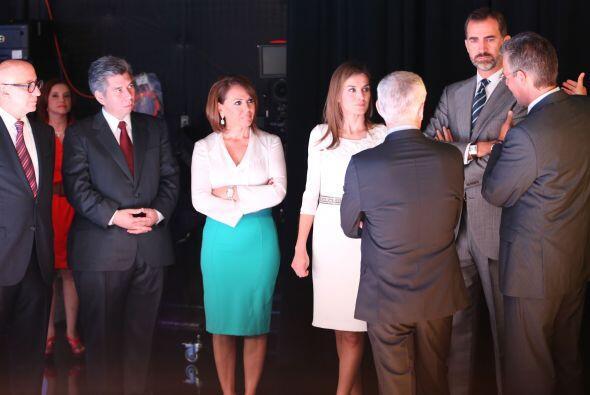 De izq a dcha: Alberto Ciurana, presidente de Contenidos y Programación;...