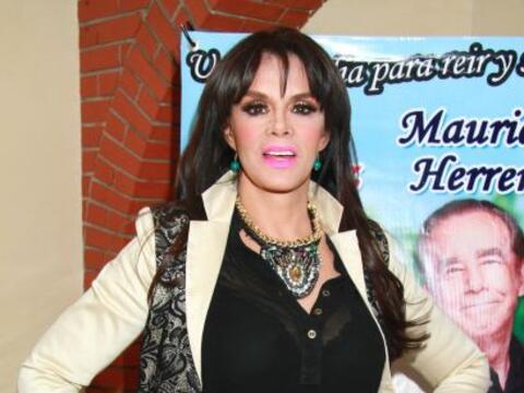 """Lucía Méndez regresará al teatro con la obra """"..."""