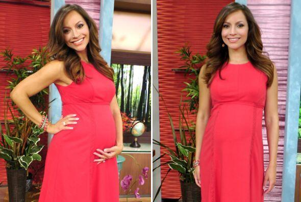 ¡Nos encanta ver a Satcha embarazada! La emoción es cada día más grande...