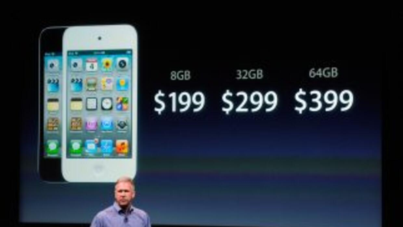 El iPhone 4S registra récord en ventas tras la muerte de Steve Jobs.