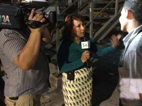 Conversando con los salvadoreños la noche antes de  los comicios...