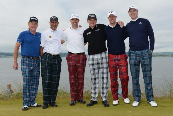 Con él y algunos golfistas encantados por esta tendencia enfocada...