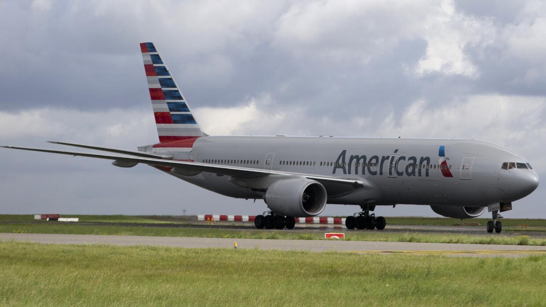 Vuelo de American Airlines