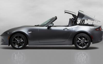 Imágenes Mazda MX-5 RF