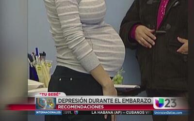 Tu Bebé: Depresión en el embarazo