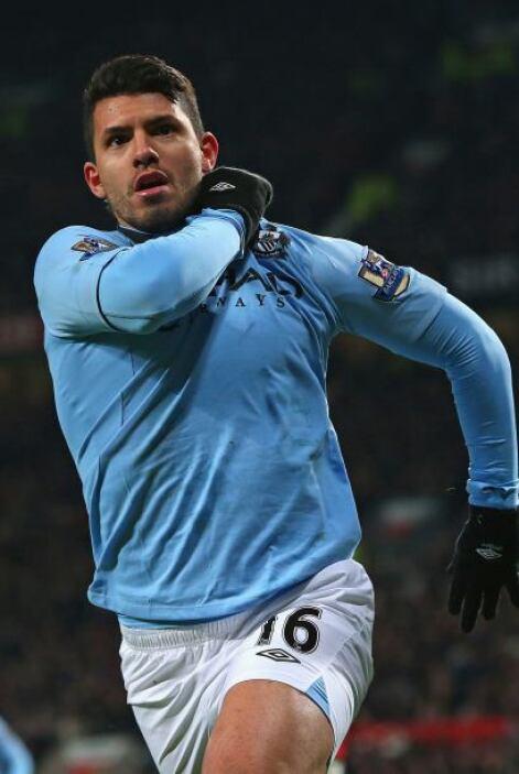 El argentino se sacaba mucha bronca luego de que el gol no se le diera a...