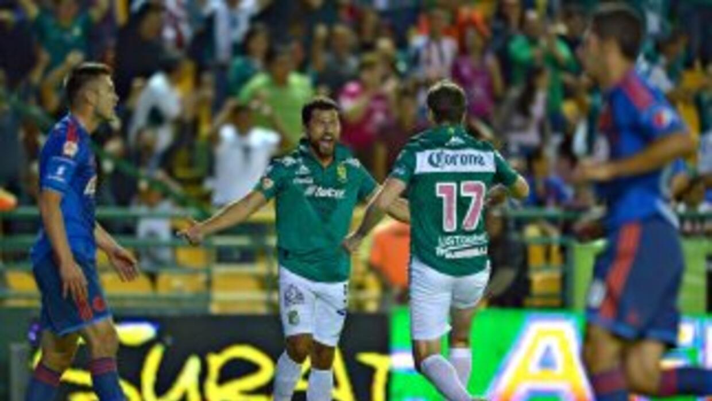 León fue superior a Guadalajara.