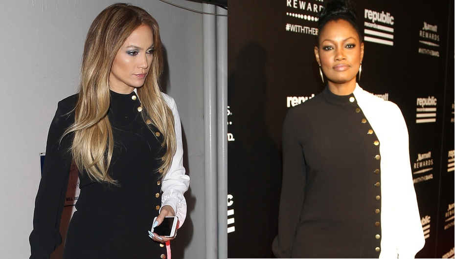 Jennifer Lopez vs. Garcelle Beauvais
