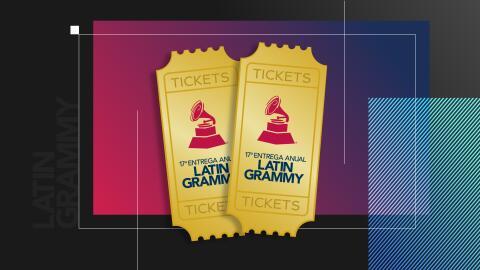 Latin GRAMMY 2016 tickets