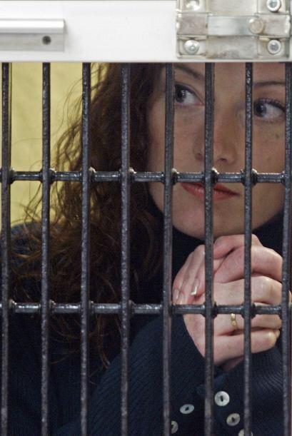 La francesa Florence Cassez fue arrestada en 2005 y reconoció que vivió...