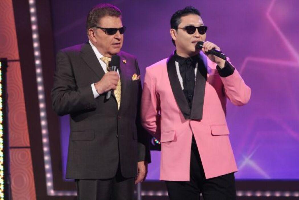 """'Gangnam Style' tiene casi un billón de 'hits'. """"Usted es hoy día el más..."""
