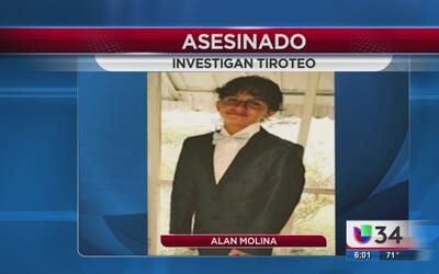 Familia hispana de luto por la muerte de un joven de 15 años