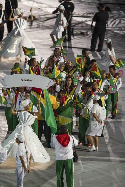 Guyana.