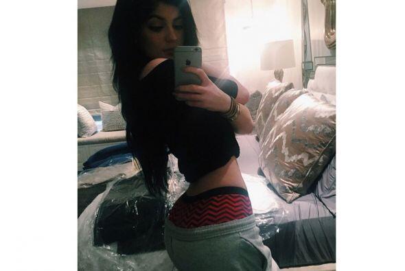Kylie se ha transformado muchísimo en los últimos meses y esta vez nos d...