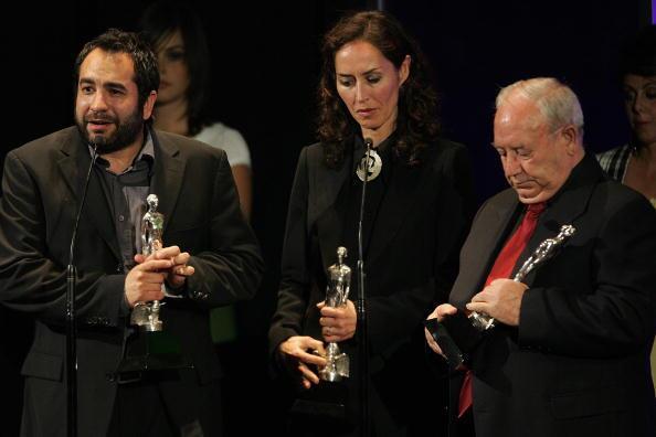 """Alfonso Cuarón: """"Extraño de donde soy y de donde vengo"""" GettyImages-7364..."""