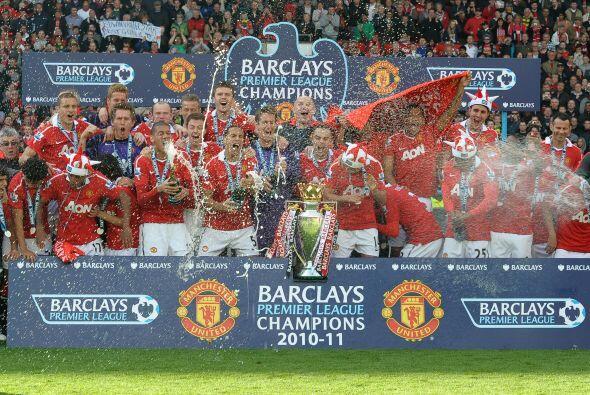 Digno título para el Manchester United, que se ganó este t...