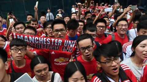 Se canceló derbi entre City y United en Beijing