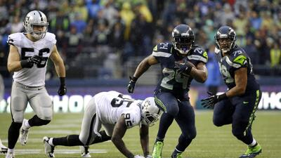 Highlights Semana 9: Oakland Raiders vs. Seattle Seahawks