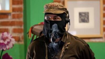 El líder del EZLN responde a sus críticos.
