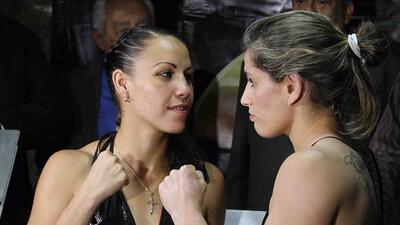 Muñoz y Bouvier en peso.
