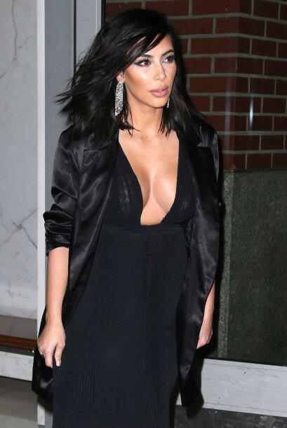Cuando comenzaron su romance West botó todas las prendas de la Ka...