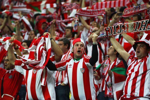 Sus hinchas no pararon de alentar a los de Marcelo Bielsa.