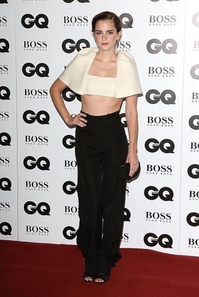 En vez de causar sensación, Emma Watson dejó tremenda impr...