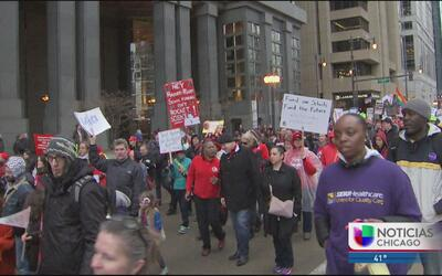 No habrá huelga de maestros de CPS por ahora