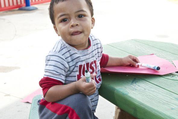 Alrededor de 10,000 niños y familias han recibido el apoyo que necesitan...