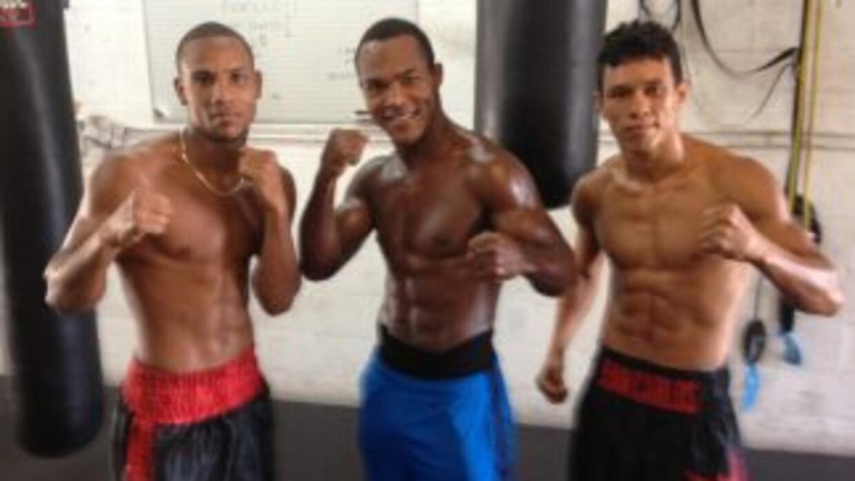 Guzman, Marrero y Payano, tres dominicanos peleando bajo la firma de Acq...
