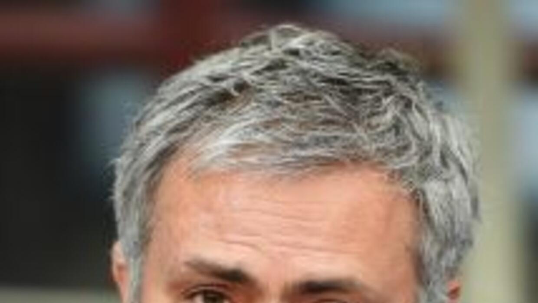 Mourinho fue expulsado en el partido contra Aston Villa.