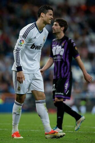 Cristiano Ronaldo fue la figura para el Real Madrid con su doblete.