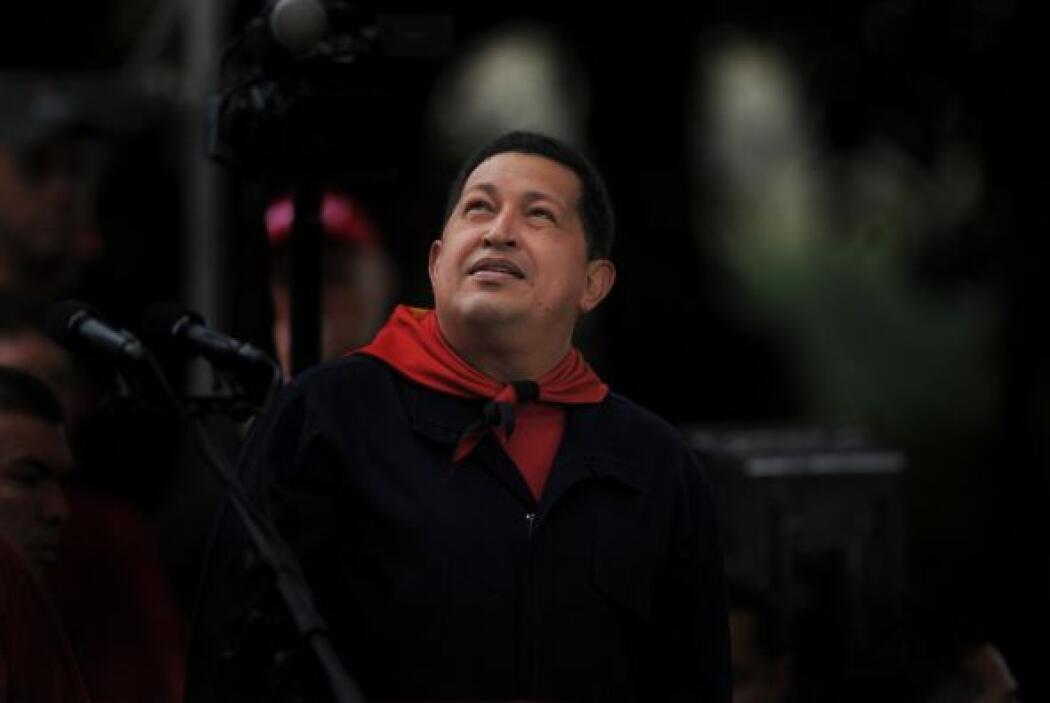 Chávez hizo un llamado a la unión entre el pueblo y los militares para '...