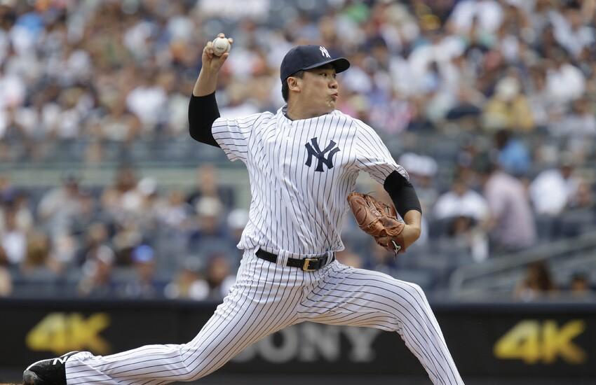 Tanaka lució en la lomita
