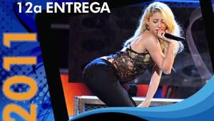 La gran fiesta de la música latina estuvo ardiente con Shakira, Calle 13...