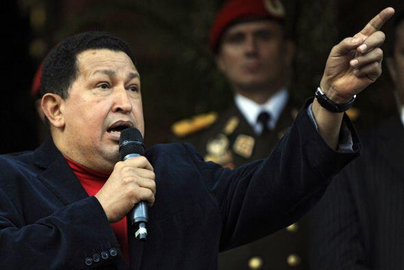 8 de diciembre 2012 Chávez anunció una nueva recurrencia d...